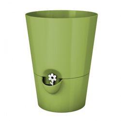 Květináč na bylinky samozavlažovací Ø 13 zelený Fresh Herbs Emsa