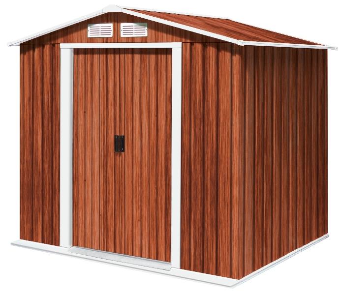 DURAMAX Zahradní domek Duramax RIVERTON 2,5 m2 - imitace dřeva