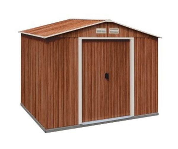 DURAMAX Zahradní domek Duramax TITAN 4,7 m2 - imitace dřeva