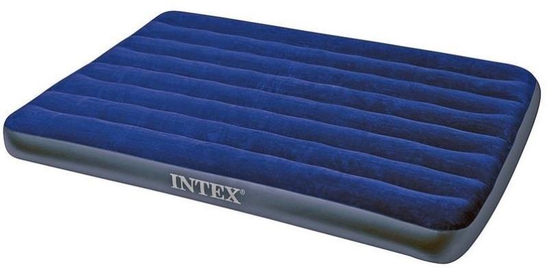 INTEX Nafukovací postel Intex Classic Double 191x137x22 cm (11630043)