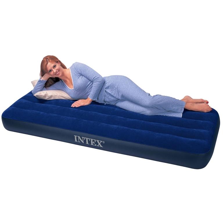 INTEX Nafukovací postel Intex Classic Twin Cot (11630044)