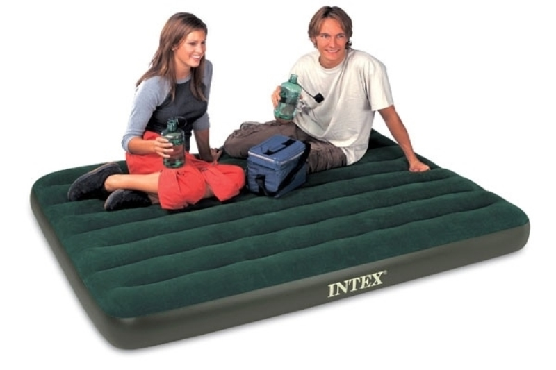 INTEX Nafukovací postel Intex Prestige Downy Full 191x137x22 cm (11630158)