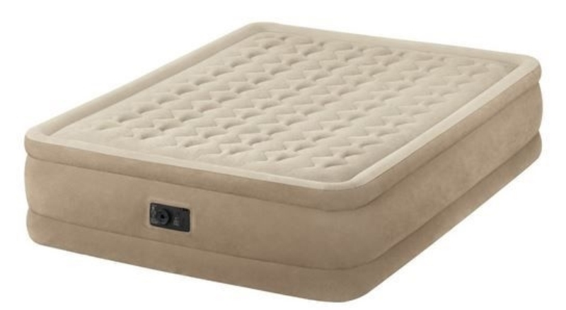 INTEX Nafukovací postel Intex Ultra Plush Queen 152x203x46 cm (11630161)