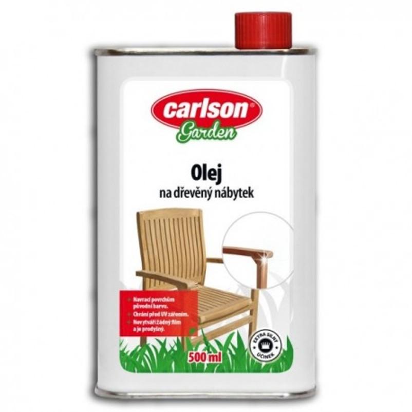 NOHEL GARDEN a.s. Napouštěcí olej na zahradní nábytek 500ml