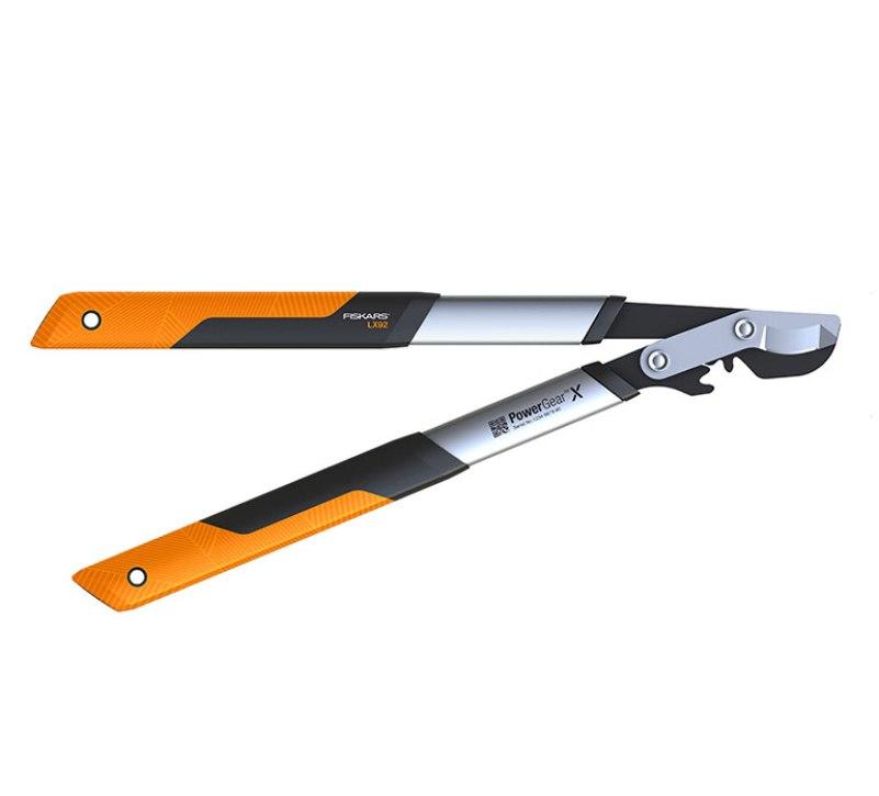 FISKARS Nůžky na silné větve dvoučepelové S PowerGearX Fiskars 112260, záruka 25 let