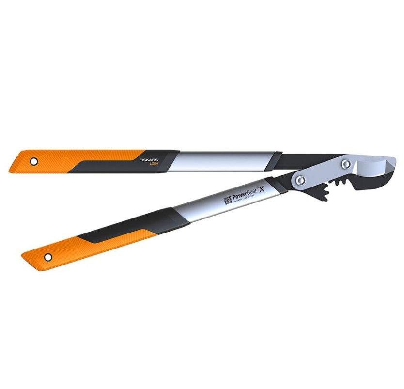 FISKARS 1020187 Nůžky na silné větve dvoučepelové M PowerGearX LX94, záruka 25 let