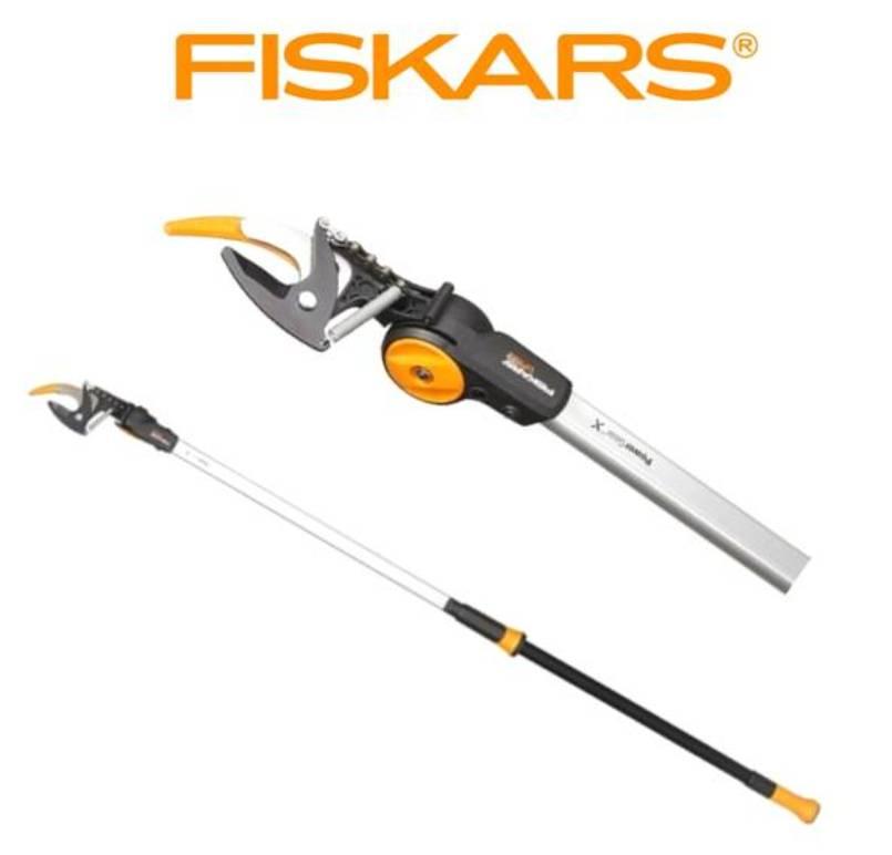 FISKARS Nůžky PowerGearX zahradní univerzální UPX82 Fiskars 1023625