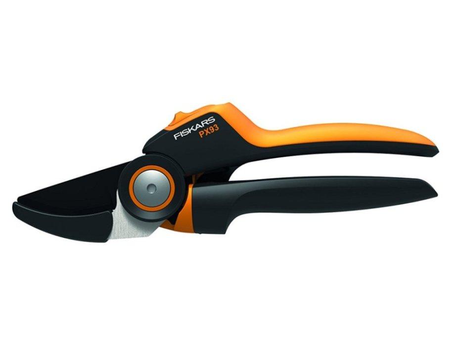 FISKARS Nůžky zahradní převodové PowerGear X, jednočepelové (L) PX93 Fiskars 1023629