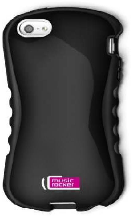 Ochranný obal iPhone 5 MusicRocker SC One - černý