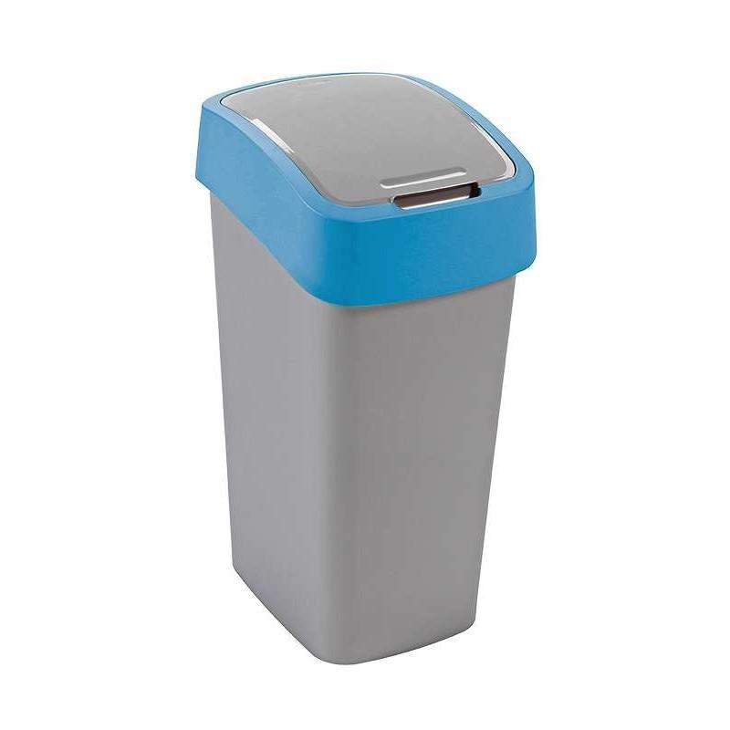 CURVER Odpadkový koš FLIPBIN 50 l - modrý CURVER 02172-734