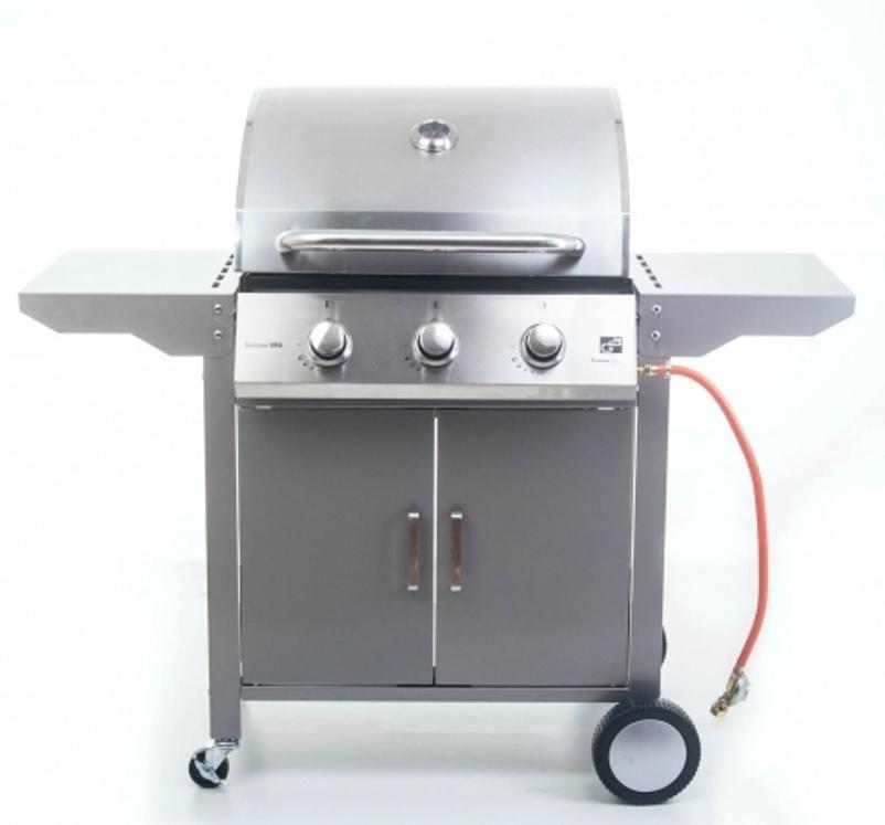 G21 Plynový gril G21 Oklahoma, BBQ Premium Line, 3 hořáky
