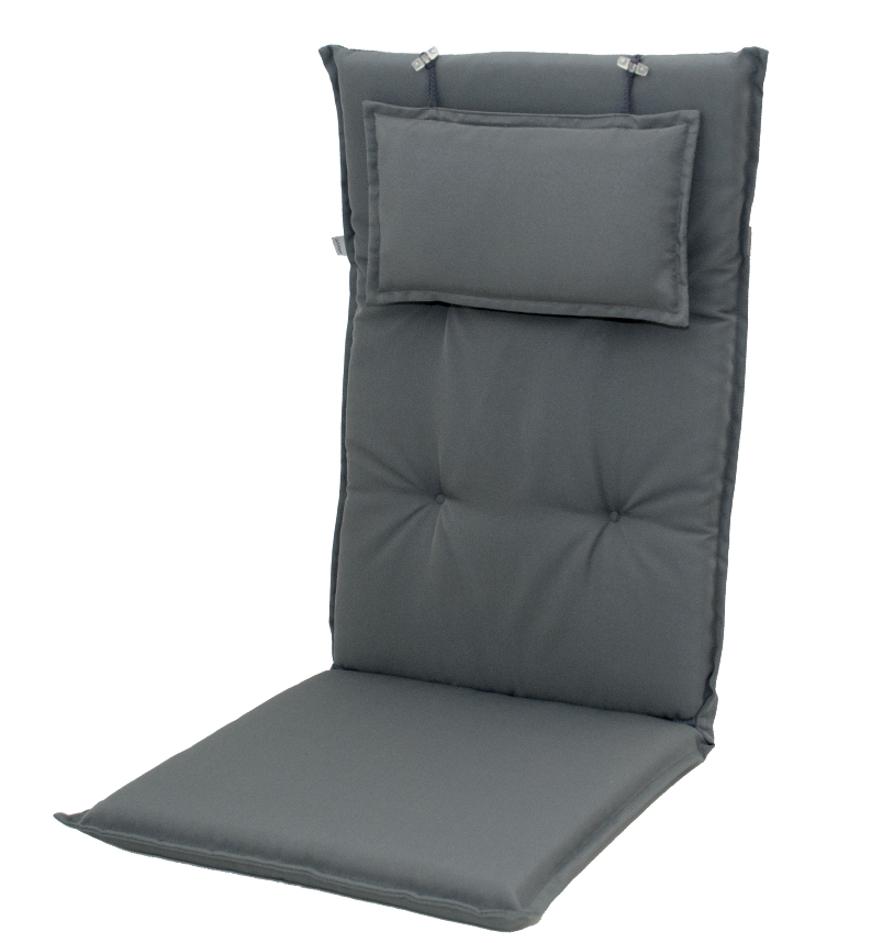 DOPPLER Polstr DOPPLER Premium 840 vysoký, šedý