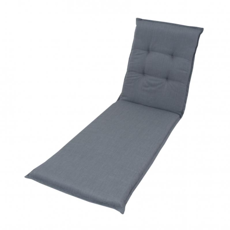 DOPPLER Polstr na lehátko DOPPLER Comfort 3301, šedý