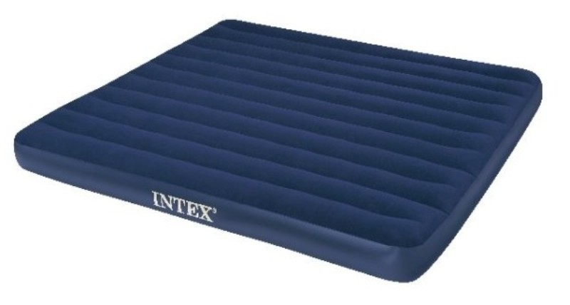 INTEX Postel nafukovací Intex Classic King 203x183x22 cm (11630068)