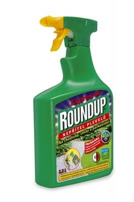 Roundup Postřikový přípravek ROUNDUP Expres 6h pro chodníky a cestičky 1,2L P&D značky Roundup