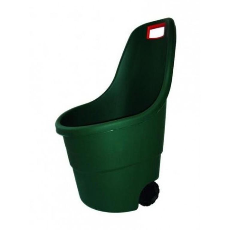 KETER Přepravní Vozík EASY GO 55 l Keter zelený
