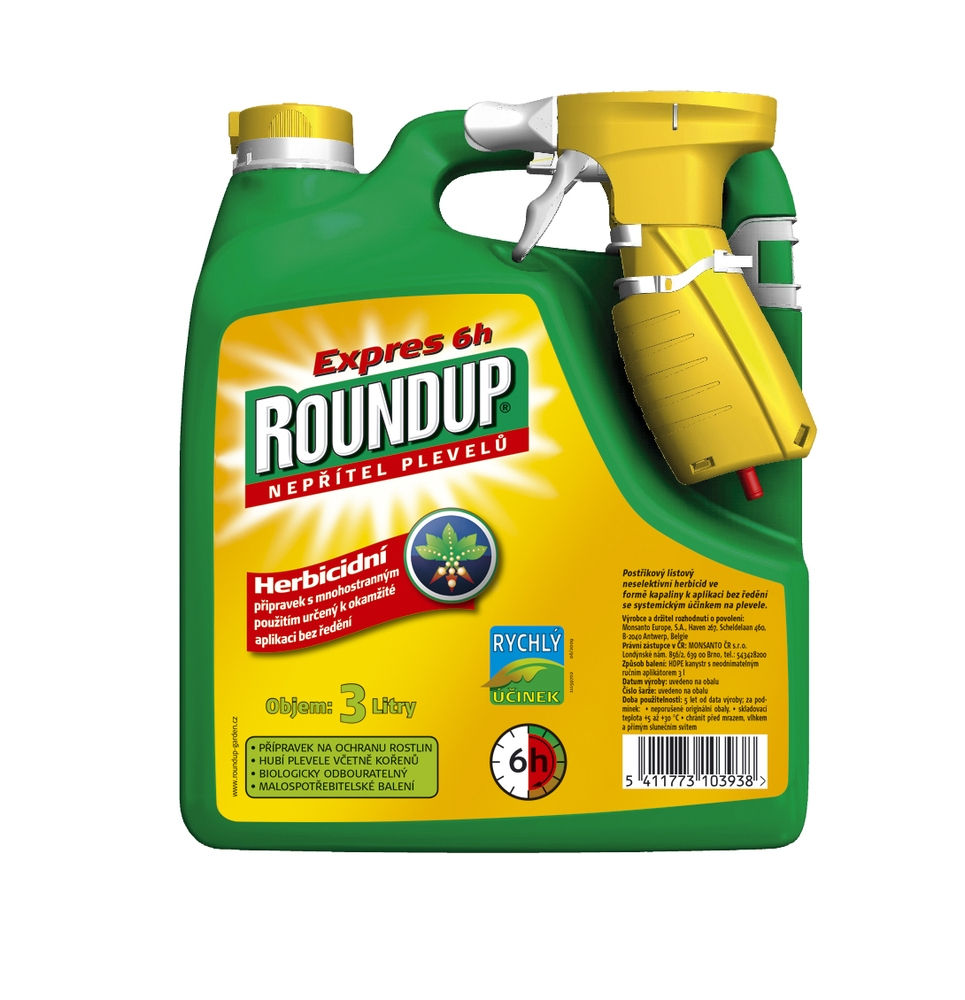 Roundup ROUNDUP Expres 6h 3 l 1534102