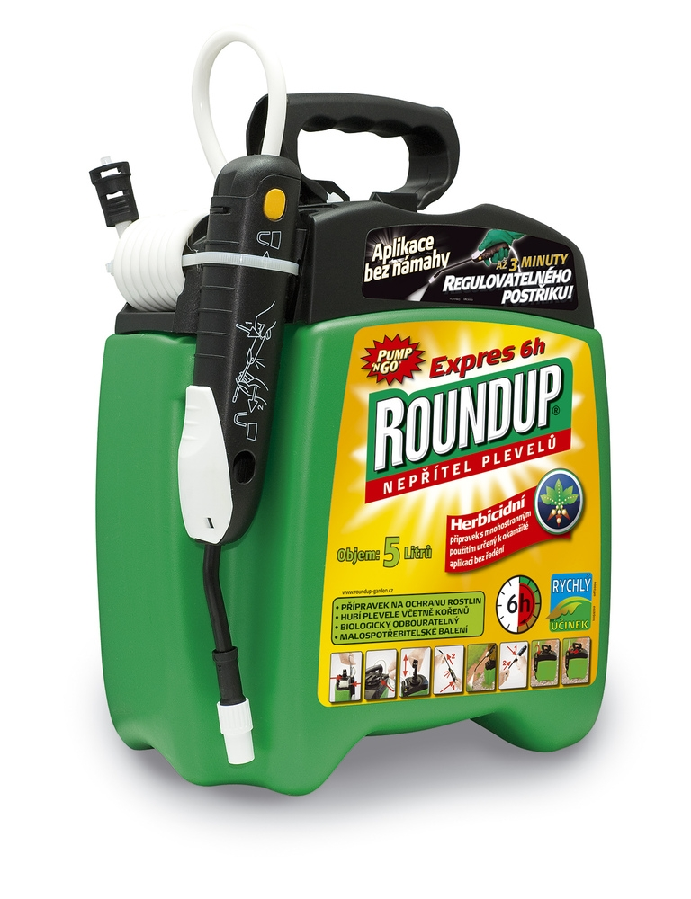 Roundup ROUNDUP Expres 6h 5 l PUMP & GO