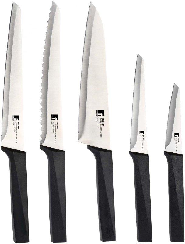 BERGNER Sada nožů 5 ks Bergner (BG-8919-MM)