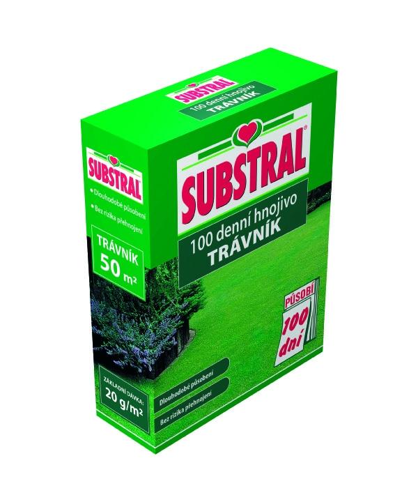 SCOTTS Substral 100 denní hnojivo pro trávník 1 kg 1209102