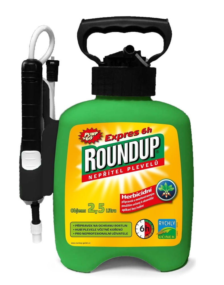 Roundup Substral Roundup Express 6H 2,5l pump n Go 11887101