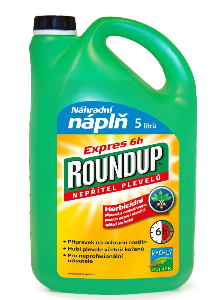 Roundup Substral Roundup Express 6H 5l refil 11887102