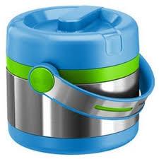 EMSA Termonádoba na potraviny Mobility Kids modrá/zelená 0,65 l Emsa 515862