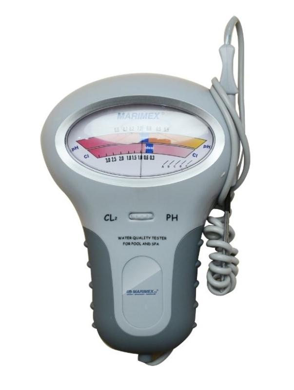 MARIMEX Tester elektronický na pH + Cl Marimex 11305018