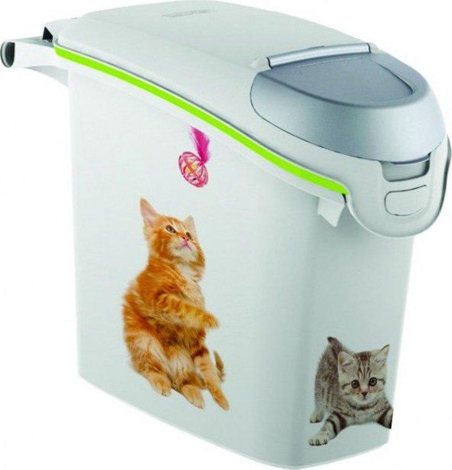 CURVER Kontejner na krmivo 6 kg - kočka CURVER 03883-L30-00