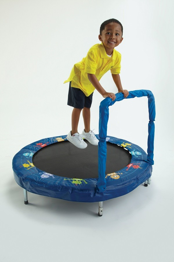 BAZOONGI Trampolína JumpKing BAZOONGI 125 cm - robot