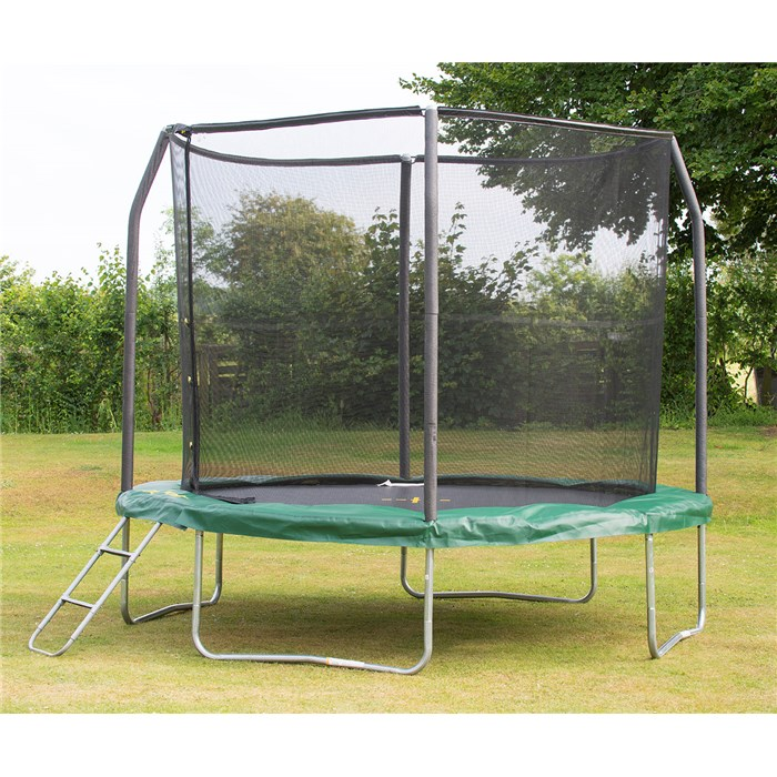 JUMPKING Trampolína JumpKING JumpPOD CLASSIC 3,7 m