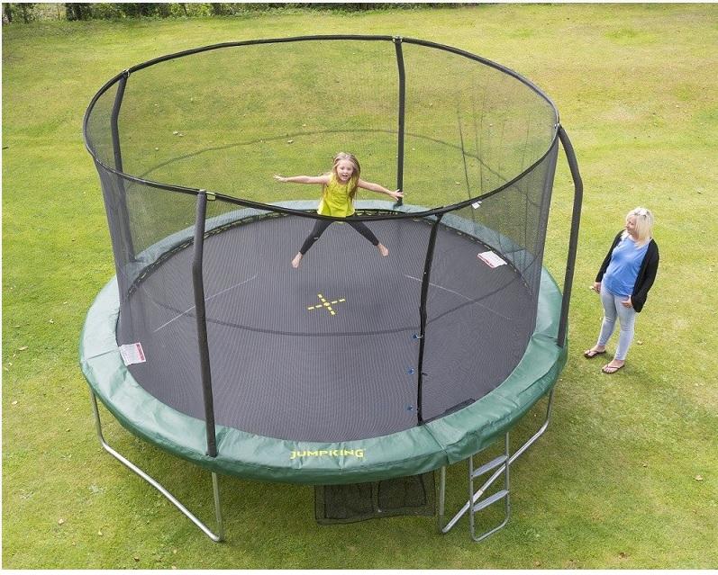 JUMPKING Trampolína JumpKING JumpPOD CLASSIC 4,2 m