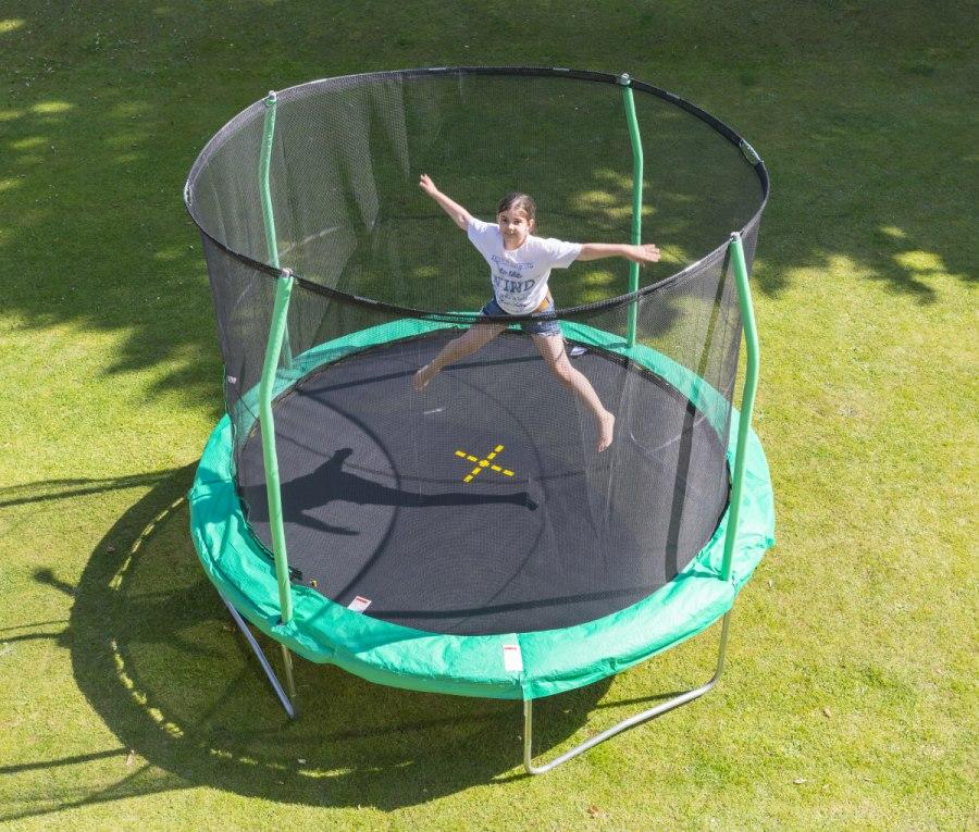 JUMPKING Trampolína JumpKING JumpPOD ECONOMY 3 m