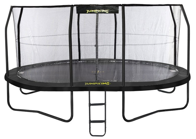 JUMPKING Trampolína JumpKING OvalPOD 4,3 x 5,2 m, model 2016