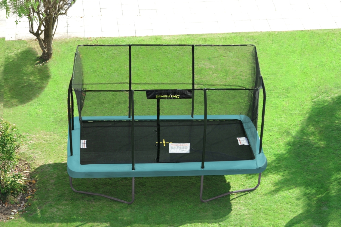 JUMPKING Trampolína JumpKing RECTANGULAR 3,05 x 4,27 m