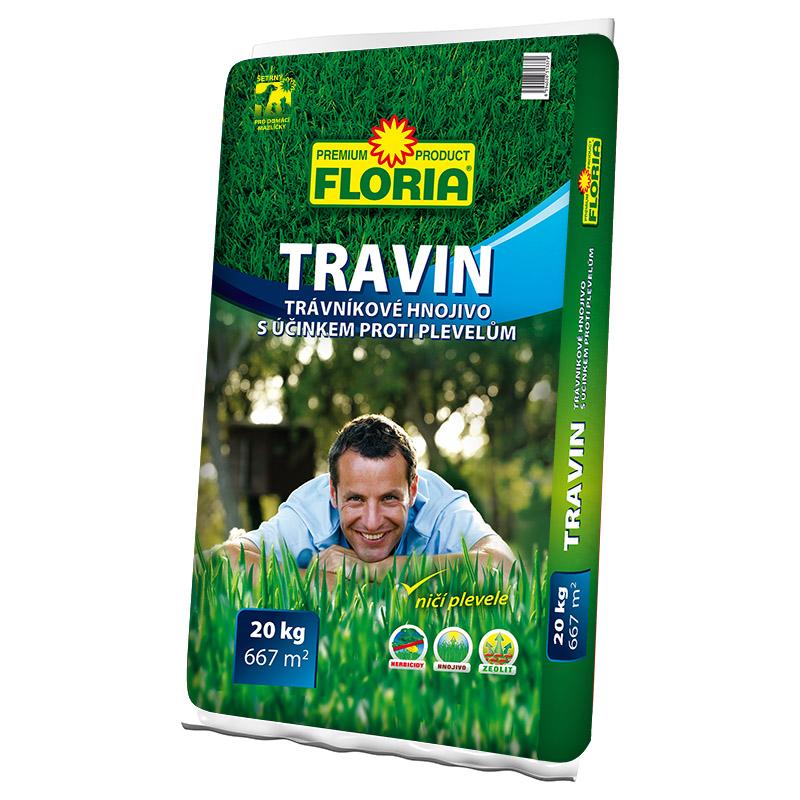 AGRO TRAVIN 20kg granulovaný, Král trávníků