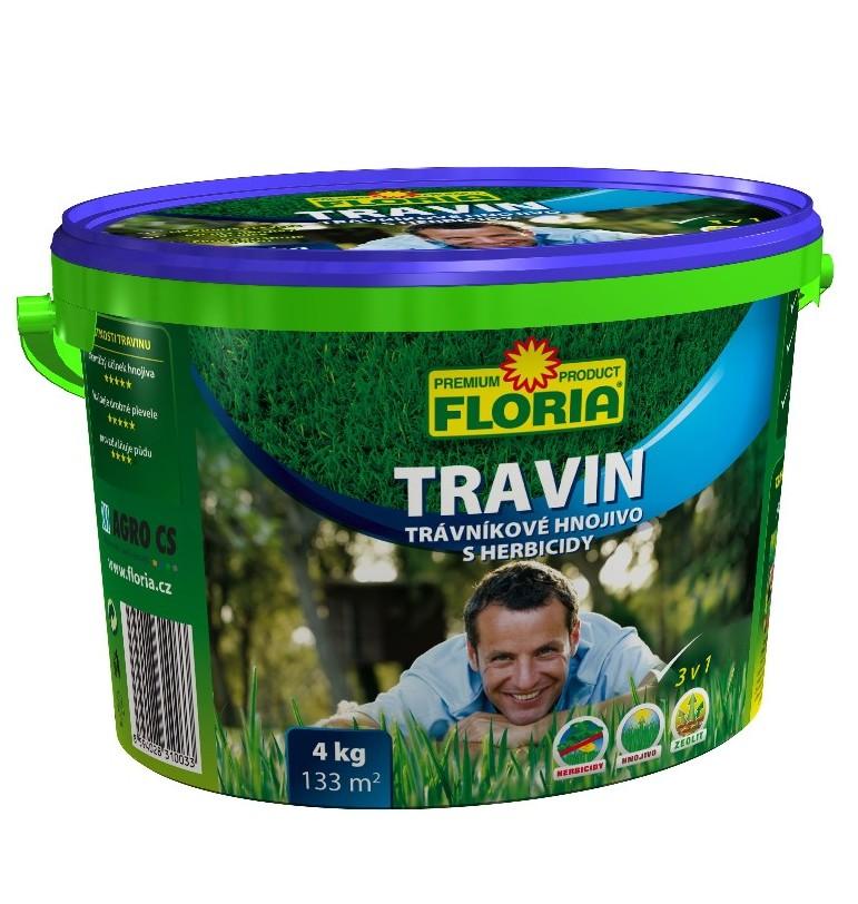AGRO TRAVIN 4 kg granulovaný, Král trávníků