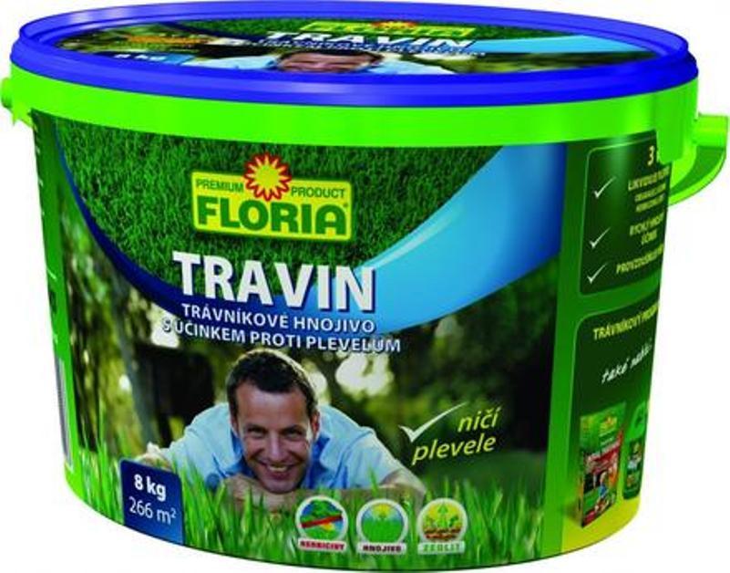 AGRO TRAVIN 8 kg granulovaný, Král trávníků
