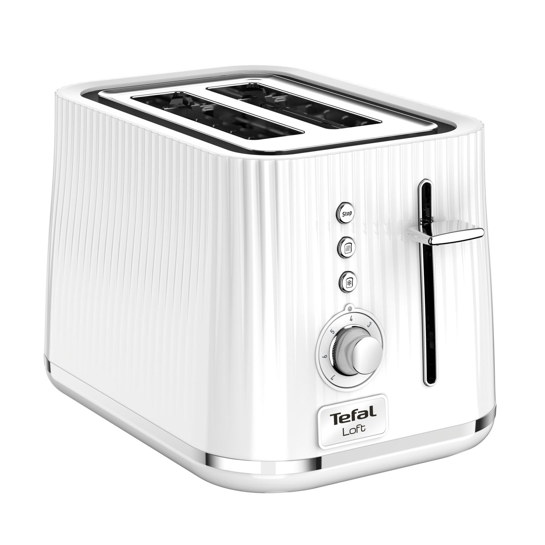 Tefal Loft Topinkovač - bílý TEFAL TT761138