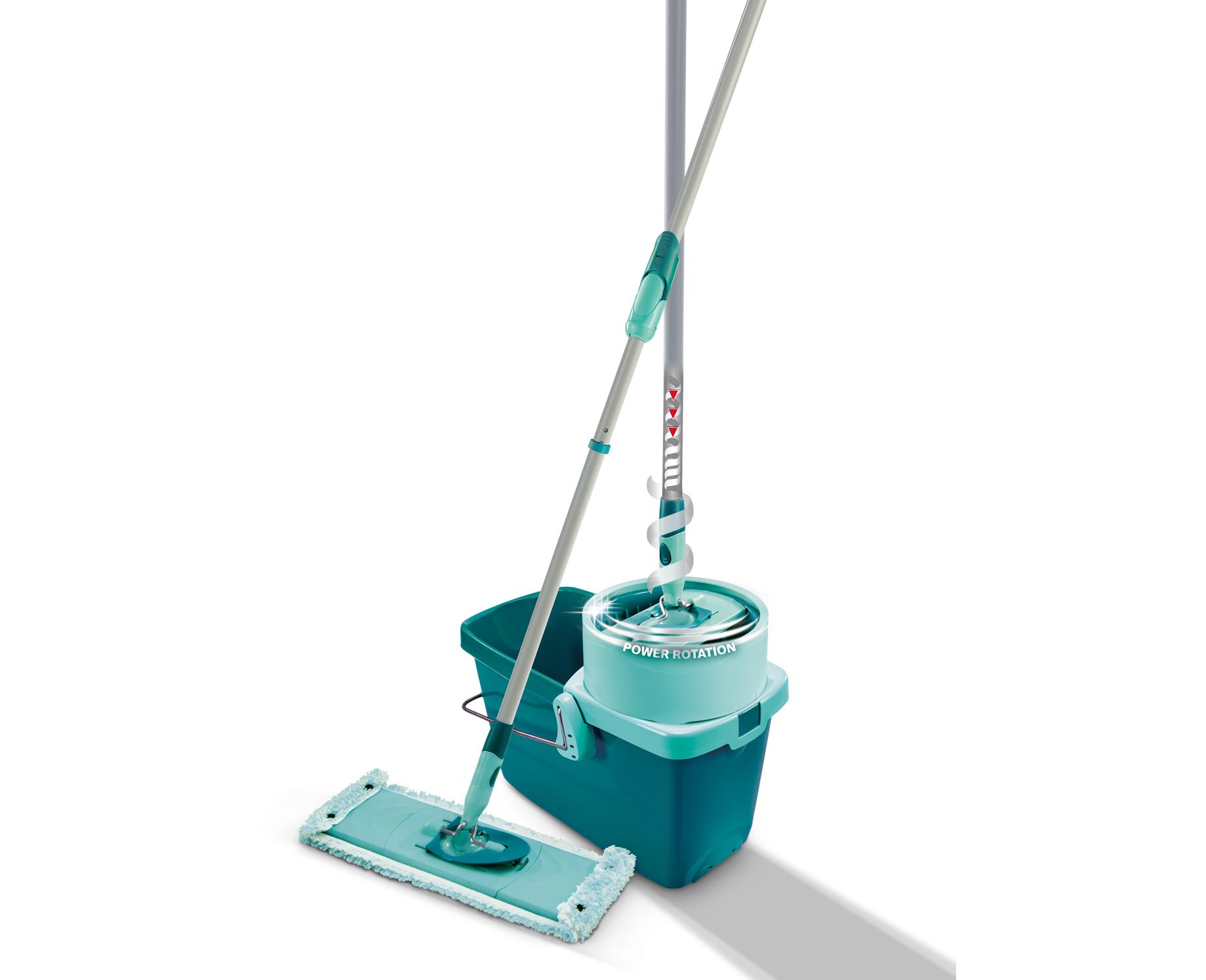 LEIFHEIT Leifheit mop Twist System XL New 52015