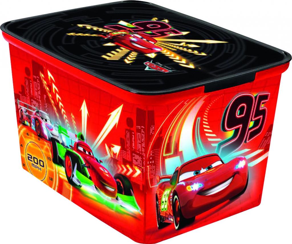 CURVER Úložný box AMSTERDAM L CARS New značky Curver