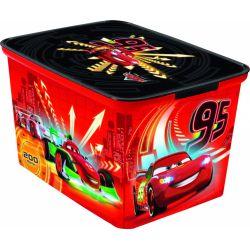 CURVER Úložný box AMSTERDAM L CARS New značky Curver VÝPRODEJ