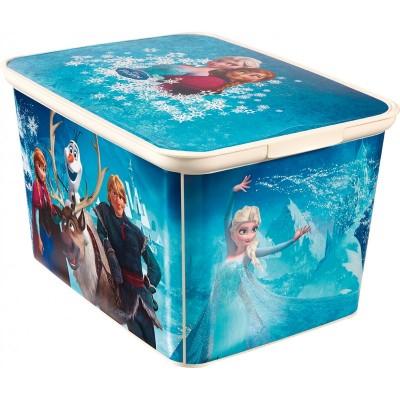 CURVER Úložný box AMSTERDAM L Frozen bez víka VÝPRODEJ