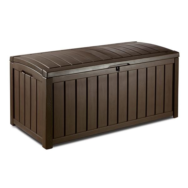 KETER KETER Úložný box Glenwood 390 L hnědá , 17193522
