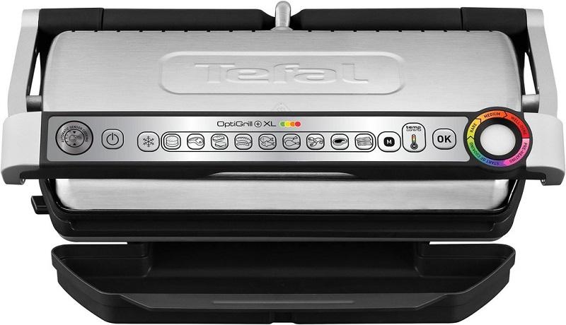 Tefal Elektrický gril Optigrill+ XL inox TEFAL GC722D34
