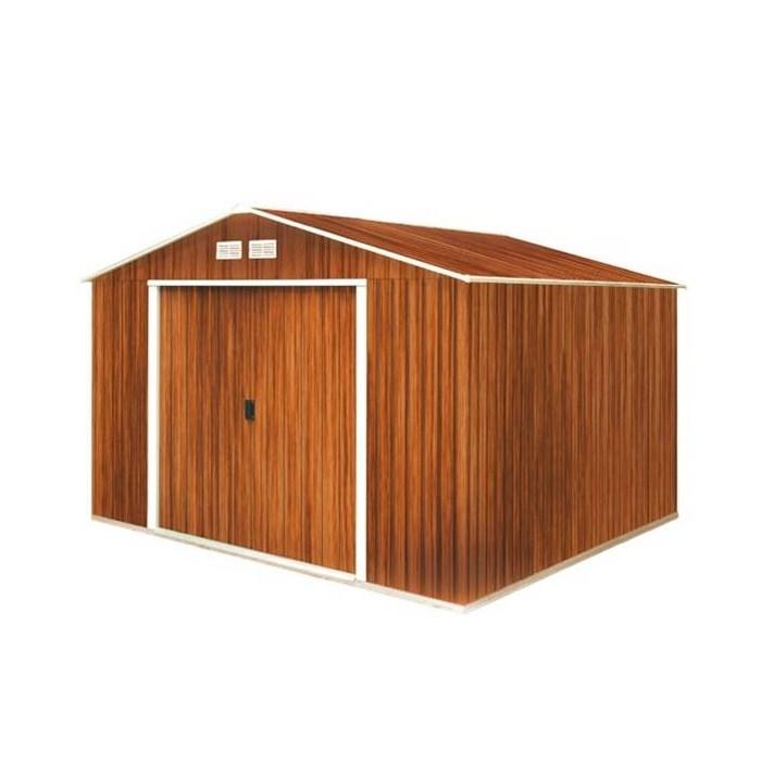 DURAMAX Zahradní domek Duramax COLOSSUS XXL 11,6 m2 - imitace dřeva