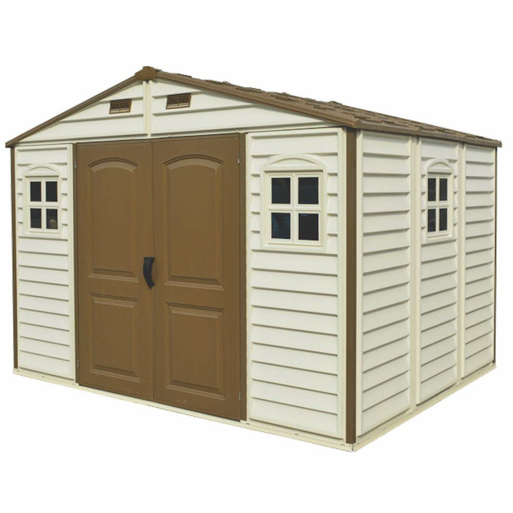 "DURAMAX Zahradní domek WOODSIDE 10,5 x 8"" Duramax 30215"