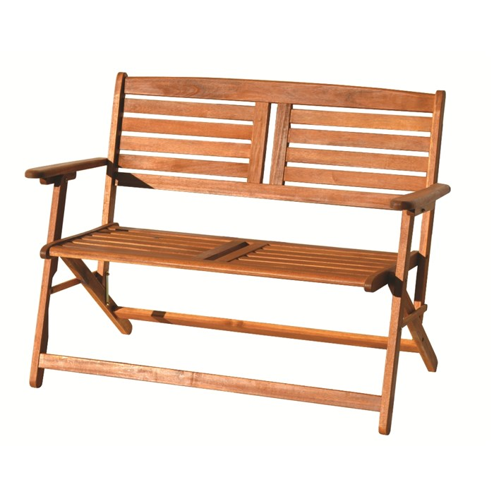 ASKO a. s. Zahradní lavice WESTMINSTER skládací