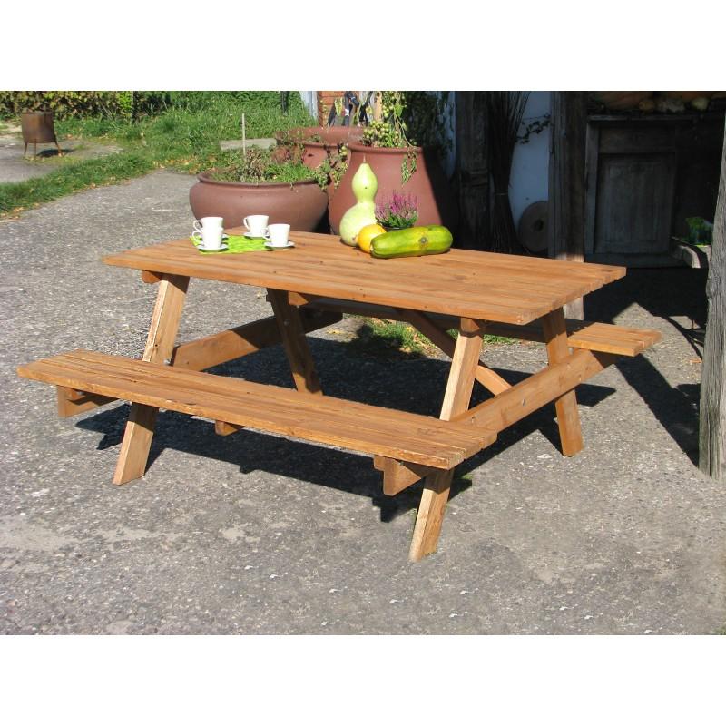 ROJAPLAST s.r.o. Zahradní nábytek - Set PIKNIK - FSC - 160 cm