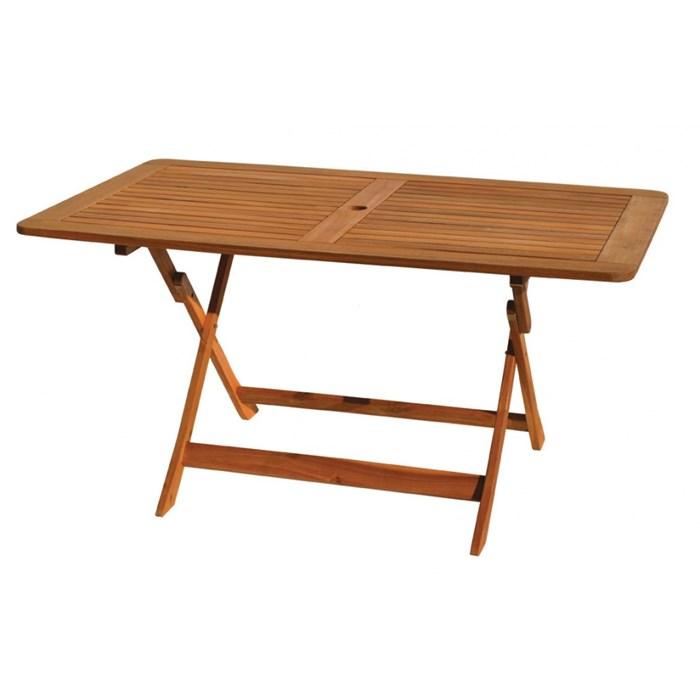 ASKO Zahradní stůl WESTMINSTER skládací